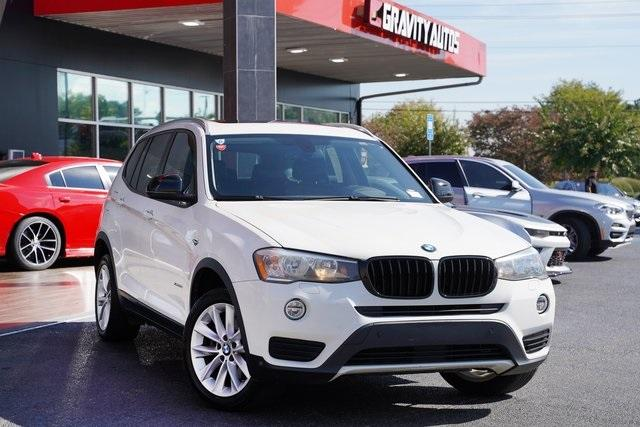 Used 2017 BMW X3 xDrive28i for sale Sold at Gravity Autos Roswell in Roswell GA 30076 2