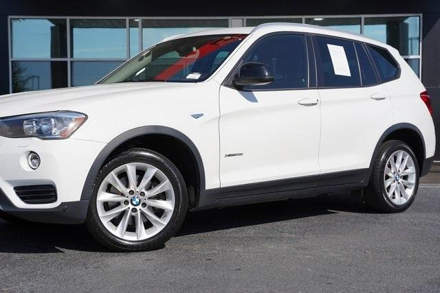 Used 2017 BMW X3 xDrive28i for sale Sold at Gravity Autos Roswell in Roswell GA 30076 3