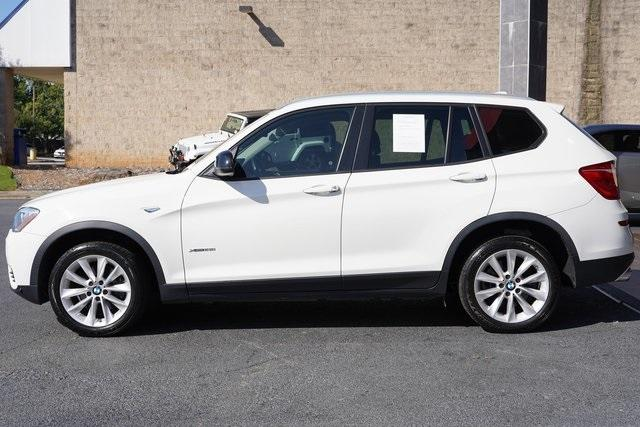 Used 2017 BMW X3 xDrive28i for sale Sold at Gravity Autos Roswell in Roswell GA 30076 4