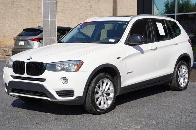 Used 2017 BMW X3 xDrive28i for sale Sold at Gravity Autos Roswell in Roswell GA 30076 5