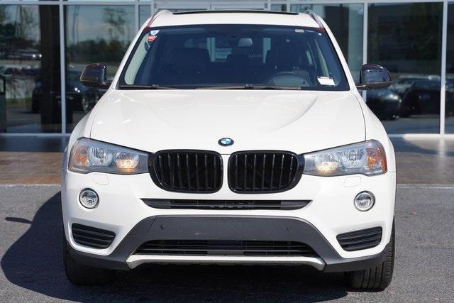 Used 2017 BMW X3 xDrive28i for sale Sold at Gravity Autos Roswell in Roswell GA 30076 6