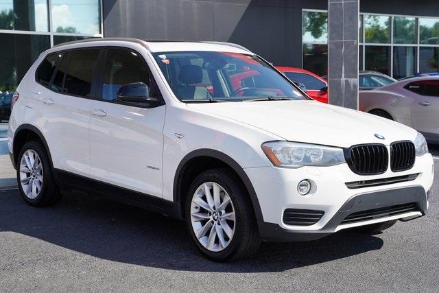 Used 2017 BMW X3 xDrive28i for sale Sold at Gravity Autos Roswell in Roswell GA 30076 7