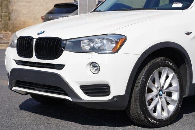Used 2017 BMW X3 xDrive28i for sale Sold at Gravity Autos Roswell in Roswell GA 30076 9