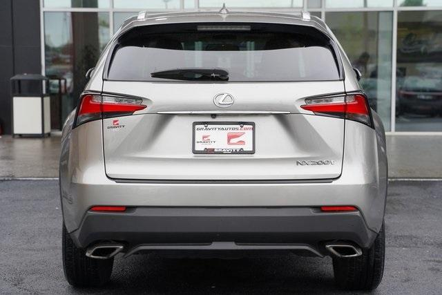 Used 2015 Lexus NX 200t for sale $26,992 at Gravity Autos Roswell in Roswell GA 30076 11