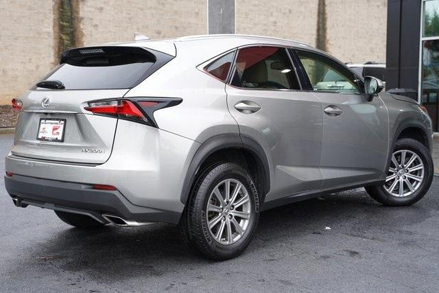Used 2015 Lexus NX 200t for sale $26,992 at Gravity Autos Roswell in Roswell GA 30076 12