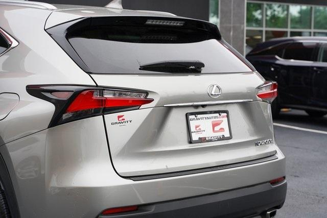 Used 2015 Lexus NX 200t for sale $26,992 at Gravity Autos Roswell in Roswell GA 30076 13