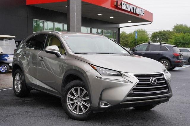 Used 2015 Lexus NX 200t for sale $26,992 at Gravity Autos Roswell in Roswell GA 30076 2