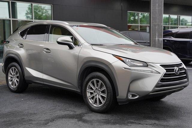 Used 2015 Lexus NX 200t for sale $26,992 at Gravity Autos Roswell in Roswell GA 30076 7