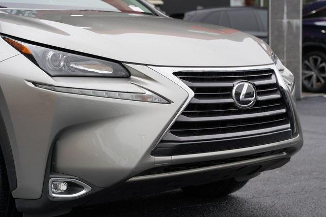 Used 2015 Lexus NX 200t for sale $26,992 at Gravity Autos Roswell in Roswell GA 30076 8
