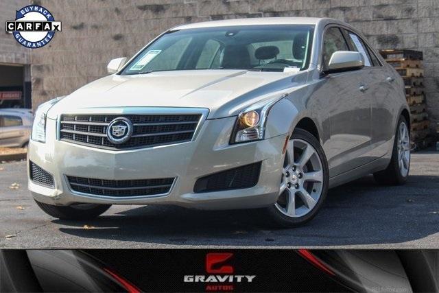 2013 Cadillac Ats 2.0 L Turbo >> Used 2013 Cadillac Ats 2 0l Turbo For Sale 11 933