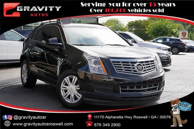 Used 2016 Cadillac SRX Standard for sale $20,991 at Gravity Autos Roswell in Roswell GA 30076 1