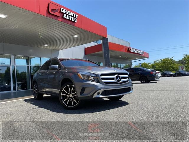 Used 2016 Mercedes-Benz GLA GLA 250 for sale $20,492 at Gravity Autos in Roswell GA 30076 1
