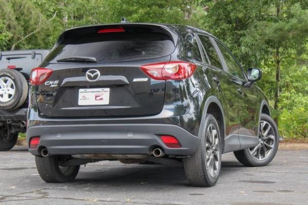 Used 2016 Mazda CX-5 Grand Touring for sale $15,991 at Gravity Autos in Roswell GA 30076 3