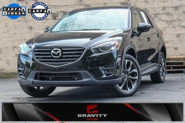 Used 2016 Mazda CX-5 Grand Touring for sale $15,991 at Gravity Autos in Roswell GA 30076 1