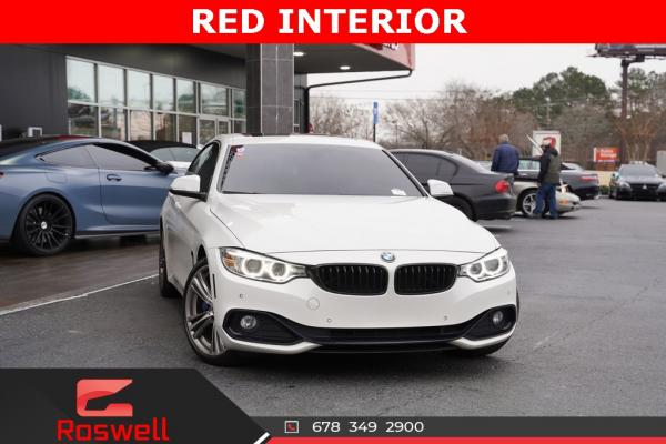 Used 2017 BMW 4 Series 440i for sale Sold at Gravity Autos in Roswell GA 30076 1