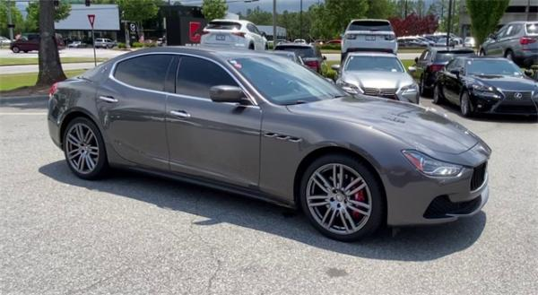Used 2016 Maserati Ghibli S Q4 for sale $29,992 at Gravity Autos in Roswell GA 30076 2