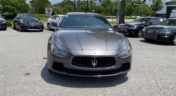 Used 2016 Maserati Ghibli S Q4 for sale $29,992 at Gravity Autos in Roswell GA 30076 3