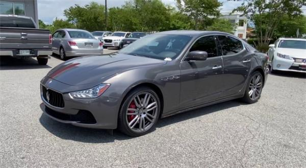 Used 2016 Maserati Ghibli S Q4 for sale $29,992 at Gravity Autos in Roswell GA 30076 4