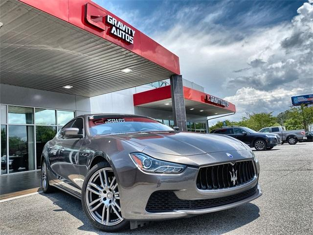 Used 2016 Maserati Ghibli S Q4 for sale $29,992 at Gravity Autos in Roswell GA 30076 1
