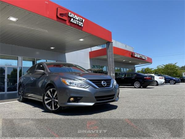 Used 2016 Nissan Altima 2.5 SR for sale $11,992 at Gravity Autos in Roswell GA 30076 1
