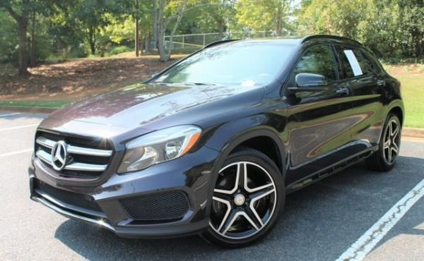 Used 2016 Mercedes-Benz GLA GLA 250 for sale $18,490 at Gravity Autos in Roswell GA 30076 3