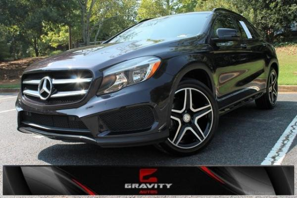 Used 2016 Mercedes-Benz GLA GLA 250 for sale $18,490 at Gravity Autos in Roswell GA 30076 1