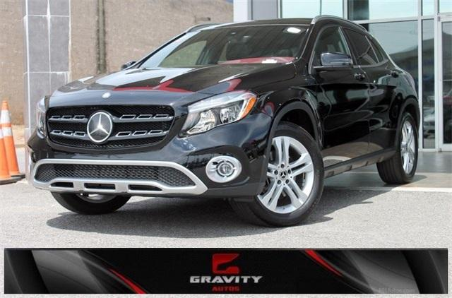 Used 2019 Mercedes-Benz GLA GLA 250 for sale $29,991 at Gravity Autos in Roswell GA 30076 1