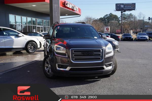 Used 2015 GMC Acadia SLT-1 for sale $22,991 at Gravity Autos Roswell in Roswell GA