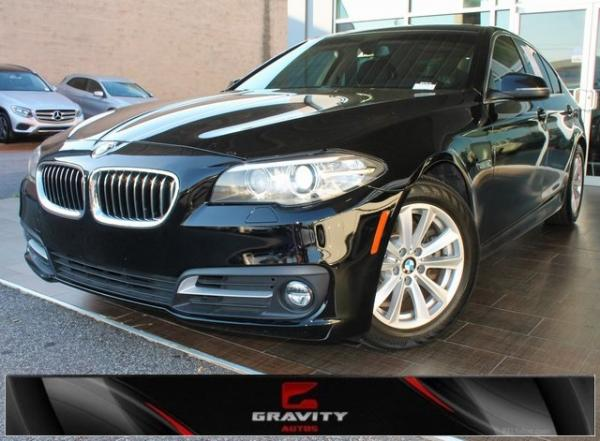 Used 2016 BMW 5 Series 528i for sale $16,882 at Gravity Autos in Roswell GA 30076 1