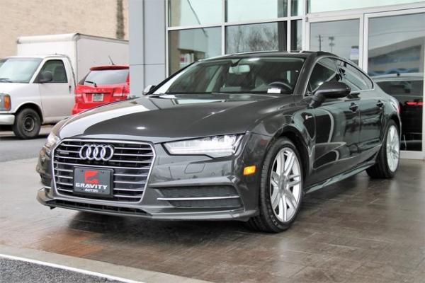 Used 2016 Audi A7 3.0T Premium Plus for sale $28,492 at Gravity Autos in Roswell GA 30076 3