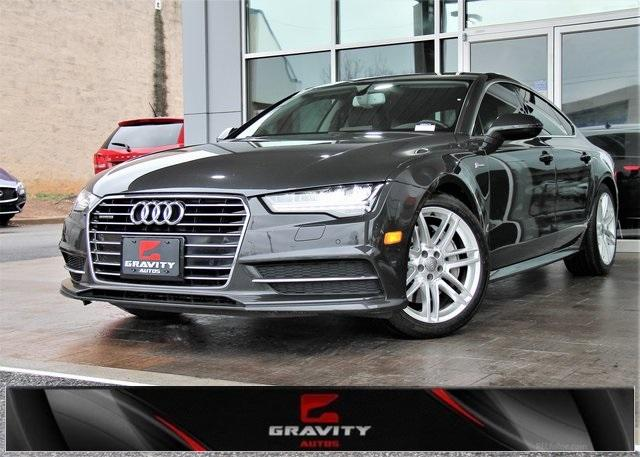 Used 2016 Audi A7 3.0T Premium Plus for sale $28,492 at Gravity Autos in Roswell GA 30076 1