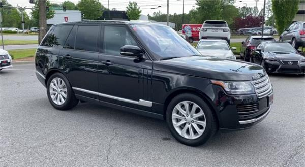 Used 2016 Land Rover Range Rover 3.0L V6 Supercharged HSE for sale Sold at Gravity Autos in Roswell GA 30076 2