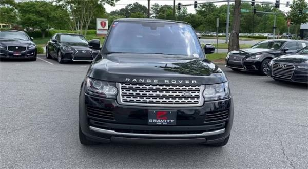 Used 2016 Land Rover Range Rover 3.0L V6 Supercharged HSE for sale Sold at Gravity Autos in Roswell GA 30076 3