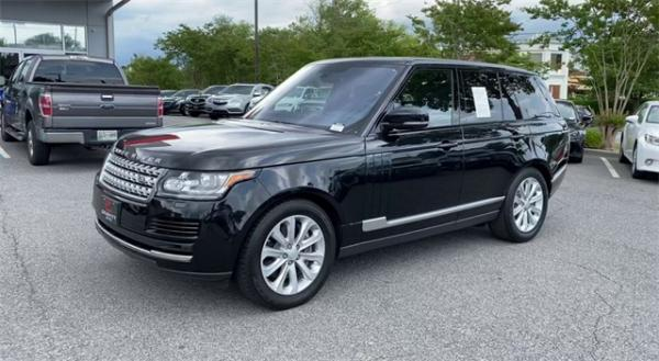 Used 2016 Land Rover Range Rover 3.0L V6 Supercharged HSE for sale Sold at Gravity Autos in Roswell GA 30076 4