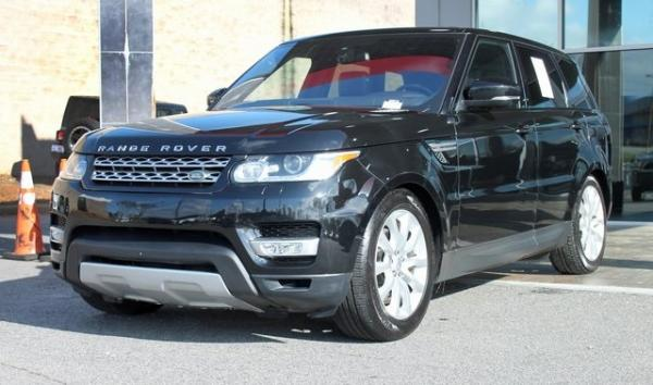 Used 2016 Land Rover Range Rover Sport HSE Td6 for sale $33,992 at Gravity Autos in Roswell GA 30076 3