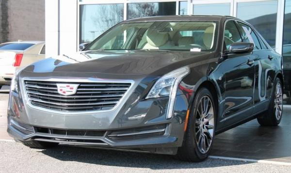 Used 2016 Cadillac CT6 2.0L Turbo Standard for sale Sold at Gravity Autos in Roswell GA 30076 3