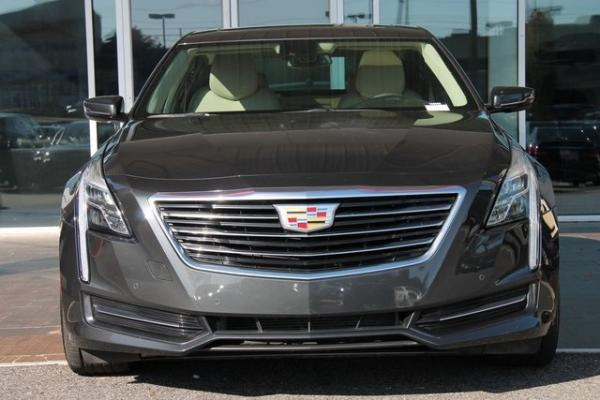 Used 2016 Cadillac CT6 2.0L Turbo Standard for sale Sold at Gravity Autos in Roswell GA 30076 4