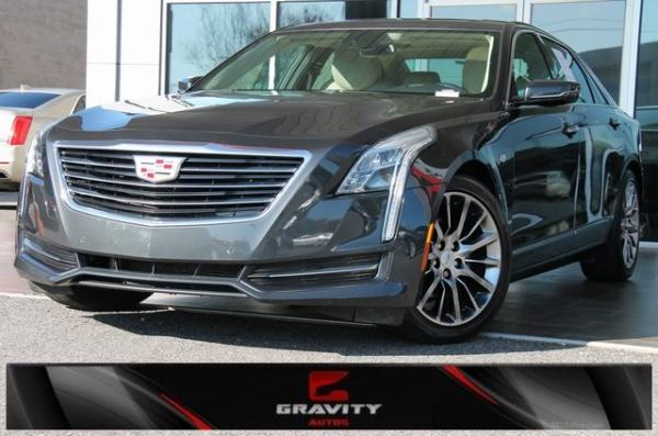 Used 2016 Cadillac CT6 2.0L Turbo Standard for sale $25,441 at Gravity Autos in Roswell GA 30076 1
