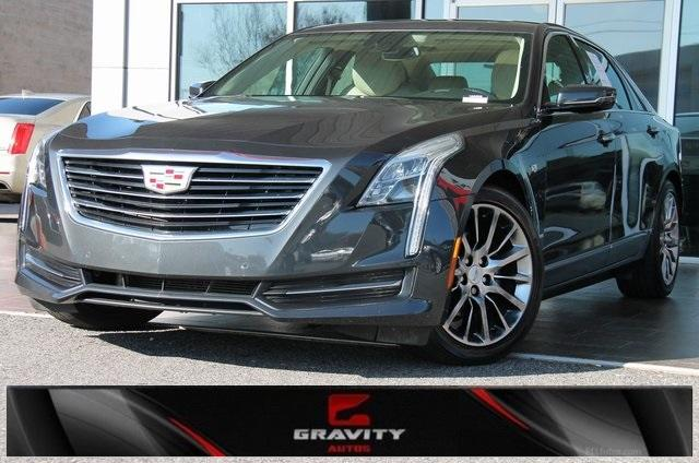 Used 2016 Cadillac CT6 2.0L Turbo Standard for sale Sold at Gravity Autos in Roswell GA 30076 1