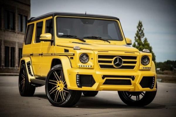 Used 2016 Mercedes-Benz G-Class G 63 AMG® for sale $125,992 at Gravity Autos in Roswell GA 30076 3