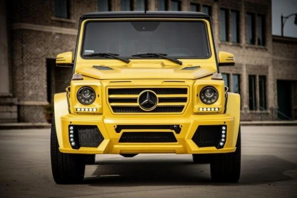 Used 2016 Mercedes-Benz G-Class G 63 AMG® for sale $125,992 at Gravity Autos in Roswell GA 30076 4