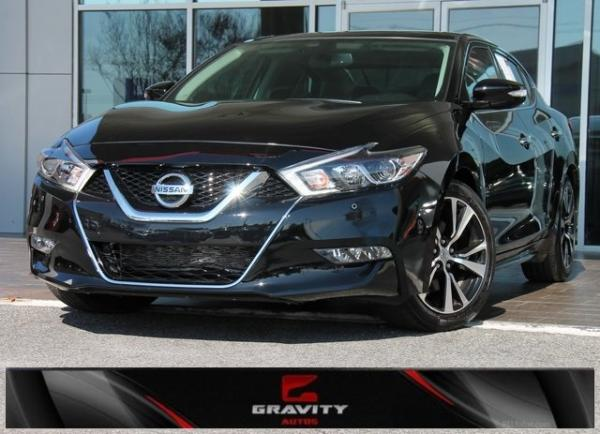 Used 2018 Nissan Maxima Platinum for sale $23,992 at Gravity Autos in Roswell GA 30076 1