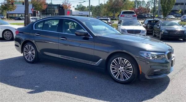 Used 2017 BMW 5 Series 530i xDrive for sale $27,992 at Gravity Autos in Roswell GA 30076 2