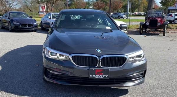 Used 2017 BMW 5 Series 530i xDrive for sale $27,992 at Gravity Autos in Roswell GA 30076 3