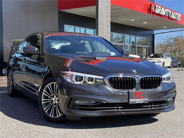 Used 2017 BMW 5 Series 530i xDrive for sale $27,992 at Gravity Autos in Roswell GA 30076 1