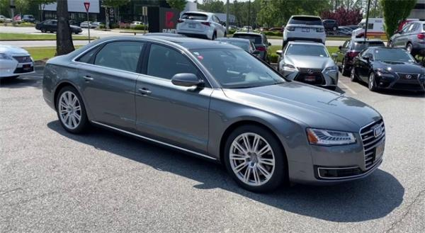 Used 2016 Audi A8 L 3.0T for sale $26,992 at Gravity Autos in Roswell GA 30076 2