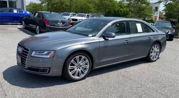 Used 2016 Audi A8 L 3.0T for sale $26,992 at Gravity Autos in Roswell GA 30076 4