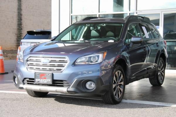 Used 2017 Subaru Outback 3.6R for sale Sold at Gravity Autos in Roswell GA 30076 3