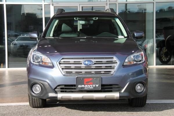 Used 2017 Subaru Outback 3.6R for sale Sold at Gravity Autos in Roswell GA 30076 4