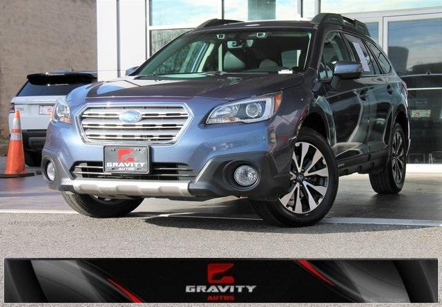 Used 2017 Subaru Outback 3.6R for sale Sold at Gravity Autos in Roswell GA 30076 1
